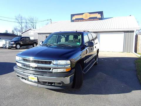 2005 Chevrolet Suburban for sale at Grand Prize Cars in Cedar Lake IN