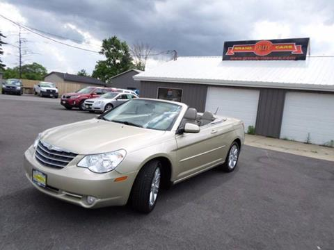 2010 Chrysler Sebring for sale at Grand Prize Cars in Cedar Lake IN