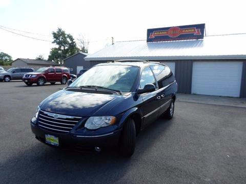 2006 Chrysler Town and Country for sale at Grand Prize Cars in Cedar Lake IN