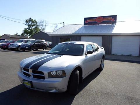 2009 Dodge Charger for sale at Grand Prize Cars in Cedar Lake IN