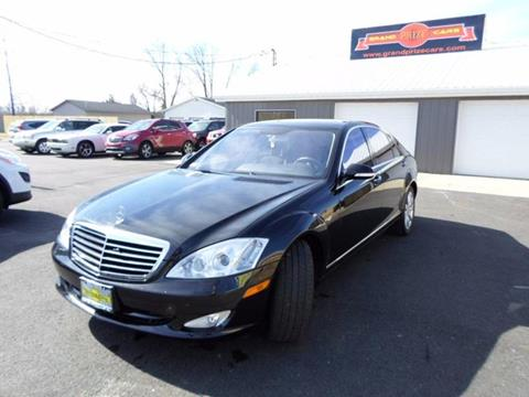 2007 Mercedes-Benz S-Class for sale at Grand Prize Cars in Cedar Lake IN