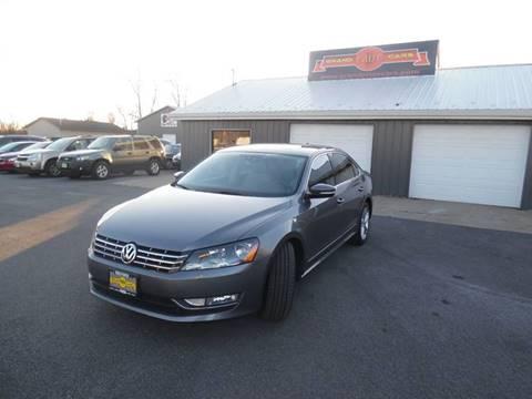 2015 Volkswagen Passat for sale at Grand Prize Cars in Cedar Lake IN