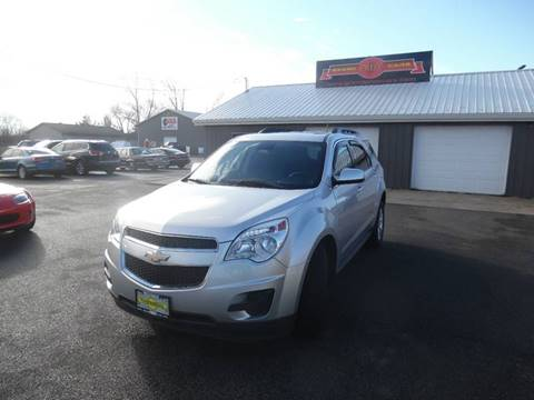 2013 Chevrolet Equinox for sale at Grand Prize Cars in Cedar Lake IN