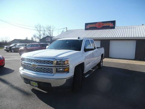 2015 Chevrolet Silverado 1500 for sale at Grand Prize Cars in Cedar Lake IN