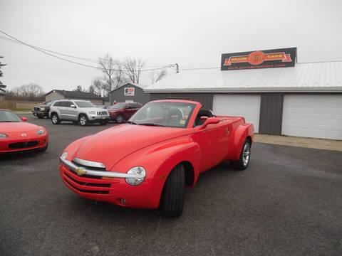 2006 Chevrolet SSR for sale at Grand Prize Cars in Cedar Lake IN