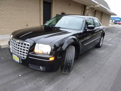 2009 Chrysler 300 for sale at Grand Prize Cars in Cedar Lake IN