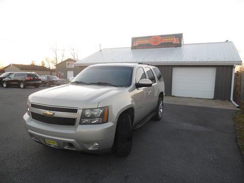 2007 Chevrolet Tahoe for sale at Grand Prize Cars in Cedar Lake IN