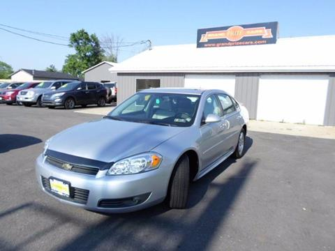 2011 Chevrolet Impala for sale at Grand Prize Cars in Cedar Lake IN