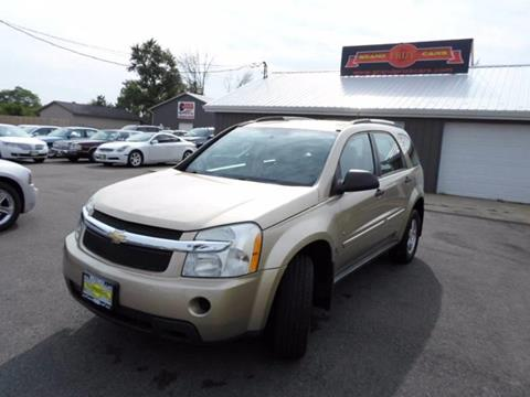 2008 Chevrolet Equinox for sale at Grand Prize Cars in Cedar Lake IN