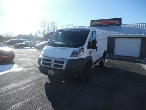 2014 RAM ProMaster Cargo for sale at Grand Prize Cars in Cedar Lake IN