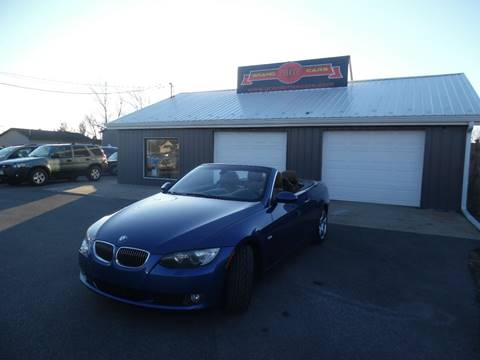 2009 BMW 3 Series for sale at Grand Prize Cars in Cedar Lake IN