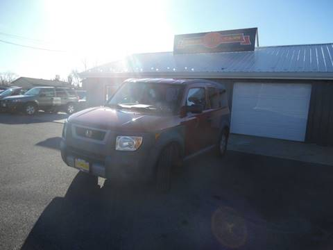 2005 Honda Element for sale at Grand Prize Cars in Cedar Lake IN