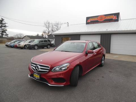 2014 Mercedes-Benz E-Class for sale at Grand Prize Cars in Cedar Lake IN