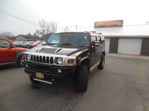 2008 HUMMER H2 for sale at Grand Prize Cars in Cedar Lake IN