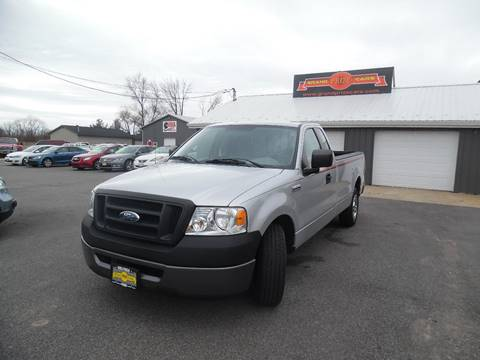 2008 Ford F-150 for sale at Grand Prize Cars in Cedar Lake IN