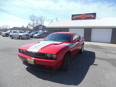 2011 Dodge Challenger for sale at Grand Prize Cars in Cedar Lake IN
