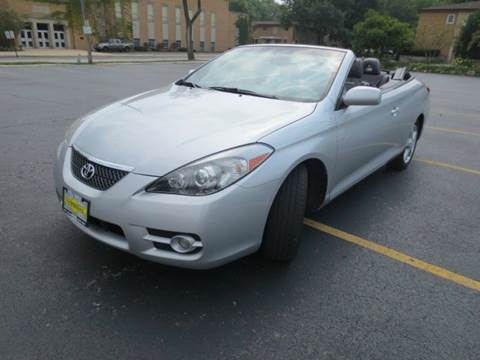 2007 Toyota Camry Solara for sale at Grand Prize Cars in Cedar Lake IN