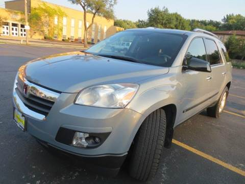 2007 Saturn Outlook for sale at Grand Prize Cars in Cedar Lake IN