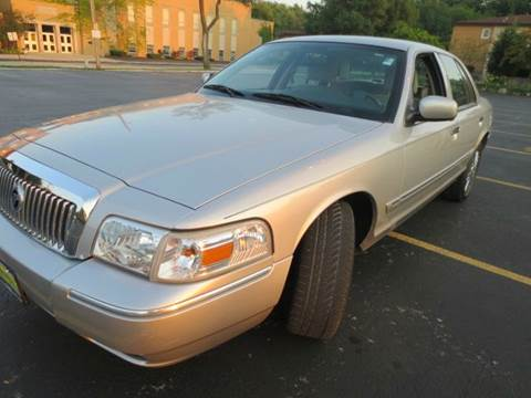 2007 Mercury Grand Marquis for sale at Grand Prize Cars in Cedar Lake IN