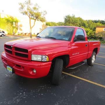 2001 Dodge Ram Pickup 1500 for sale at Grand Prize Cars in Cedar Lake IN
