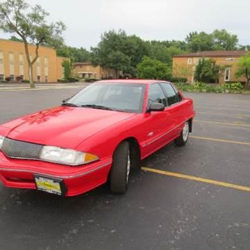1994 Buick Skylark for sale at Grand Prize Cars in Cedar Lake IN