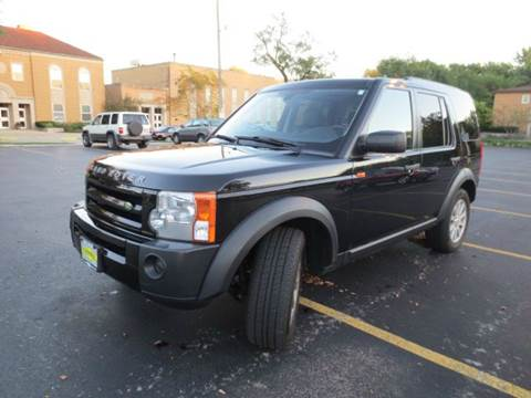 2008 Land Rover LR3 for sale at Grand Prize Cars in Cedar Lake IN