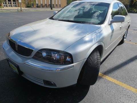 2004 Lincoln LS for sale at Grand Prize Cars in Cedar Lake IN