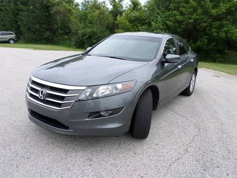 2010 Honda Accord Crosstour for sale at Grand Prize Cars in Cedar Lake IN