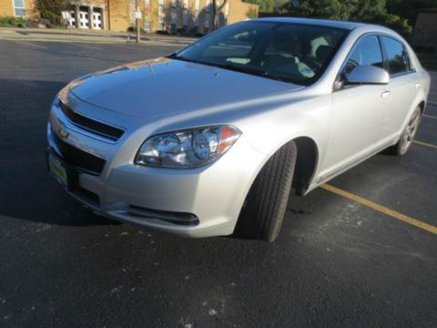 2009 Chevrolet Malibu for sale at Grand Prize Cars in Cedar Lake IN