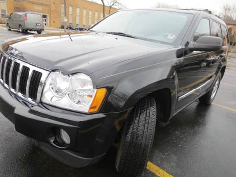 2007 Jeep Grand Cherokee for sale at Grand Prize Cars in Cedar Lake IN