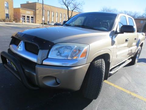 2006 Mitsubishi Raider for sale at Grand Prize Cars in Cedar Lake IN