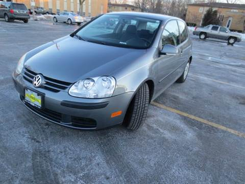 2007 Volkswagen Rabbit for sale at Grand Prize Cars in Cedar Lake IN