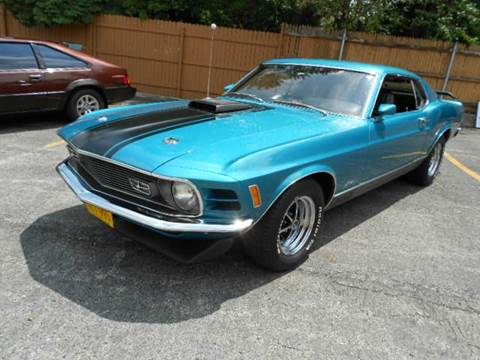1970 Ford Mustang for sale at Grand Prize Cars in Cedar Lake IN