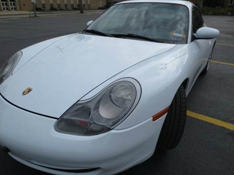 1999 Porsche 911 for sale at Grand Prize Cars in Cedar Lake IN