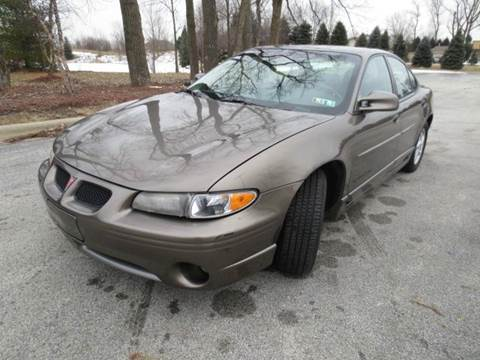 2000 Pontiac Grand Prix for sale at Grand Prize Cars in Cedar Lake IN