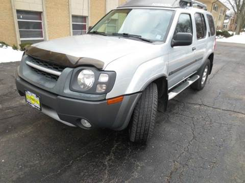 2002 Nissan Xterra for sale at Grand Prize Cars in Cedar Lake IN