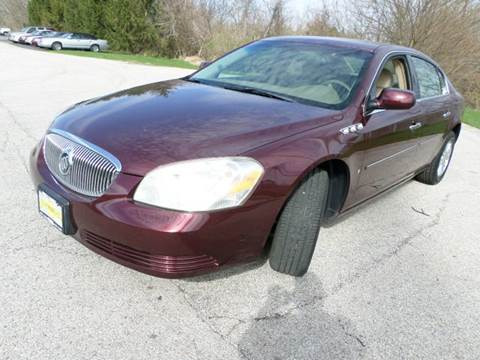 2006 Buick Lucerne for sale at Grand Prize Cars in Cedar Lake IN