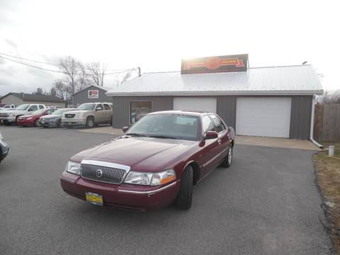 2005 Mercury Grand Marquis for sale at Grand Prize Cars in Cedar Lake IN