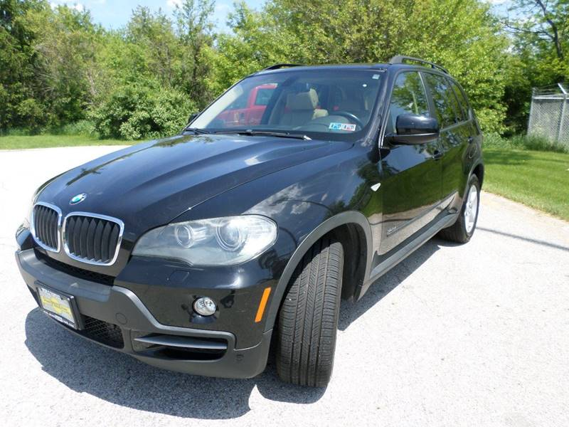 2008 BMW X5 for sale at Grand Prize Cars in Cedar Lake IN