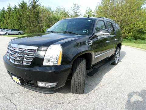 2007 Cadillac Escalade for sale at Grand Prize Cars in Cedar Lake IN