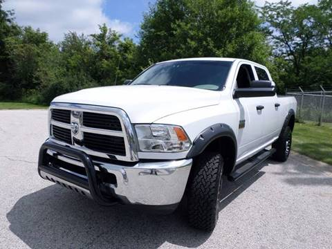 2012 RAM Ram Pickup 2500 for sale at Grand Prize Cars in Cedar Lake IN