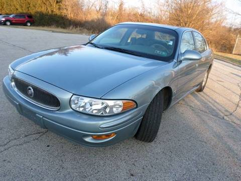2003 Buick LeSabre for sale at Grand Prize Cars in Cedar Lake IN