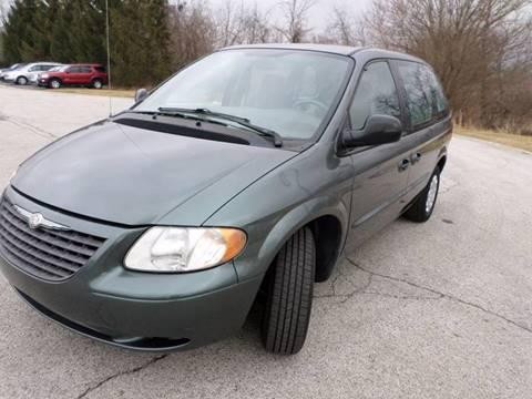 2003 Chrysler Voyager for sale at Grand Prize Cars in Cedar Lake IN