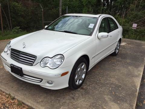 2006 Mercedes-Benz C-Class for sale at Grand Prize Cars in Cedar Lake IN
