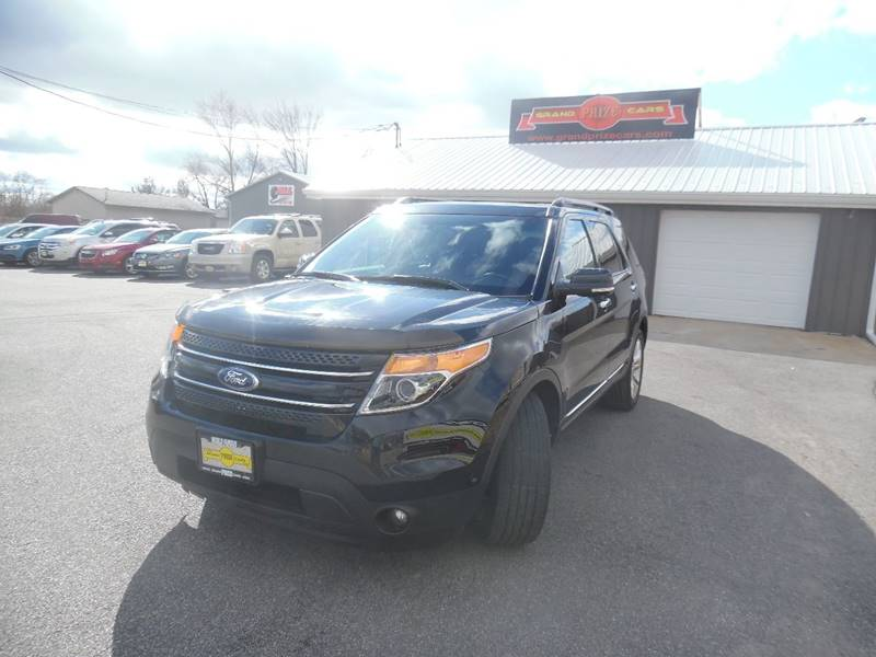 2011 Ford Explorer For Sale >> 2011 Ford Explorer Limited In Cedar Lake In Grand Prize Cars