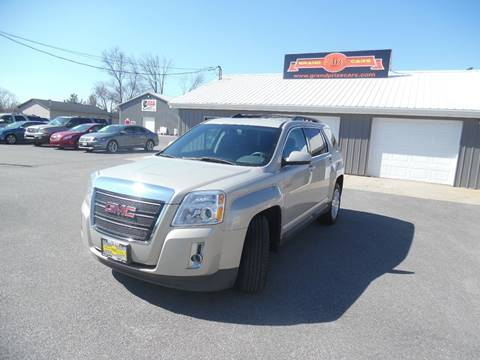 2011 GMC Terrain for sale at Grand Prize Cars in Cedar Lake IN