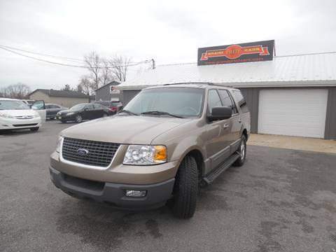2003 Ford Expedition for sale at Grand Prize Cars in Cedar Lake IN