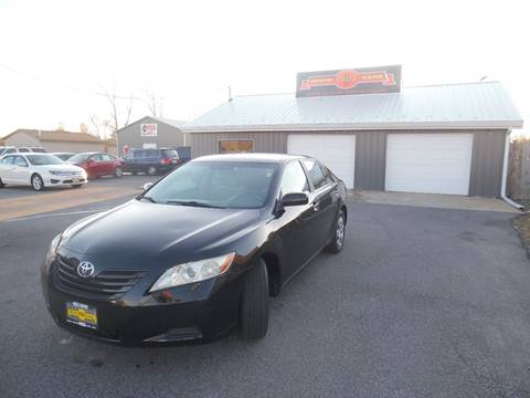2009 Toyota Camry for sale at Grand Prize Cars in Cedar Lake IN