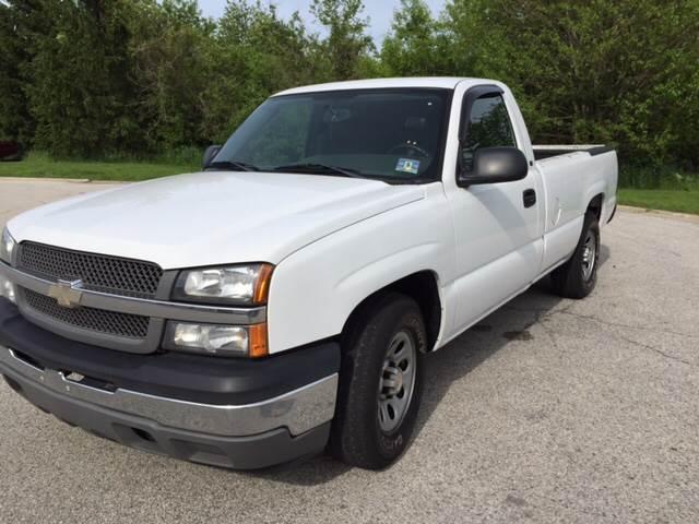 2005 Chevrolet Silverado 1500 for sale at Grand Prize Cars in Cedar Lake IN
