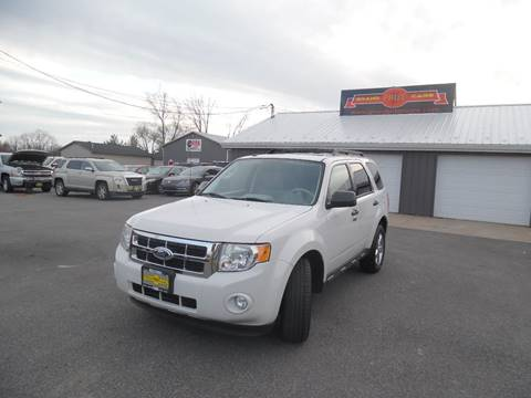 2010 Ford Escape for sale at Grand Prize Cars in Cedar Lake IN